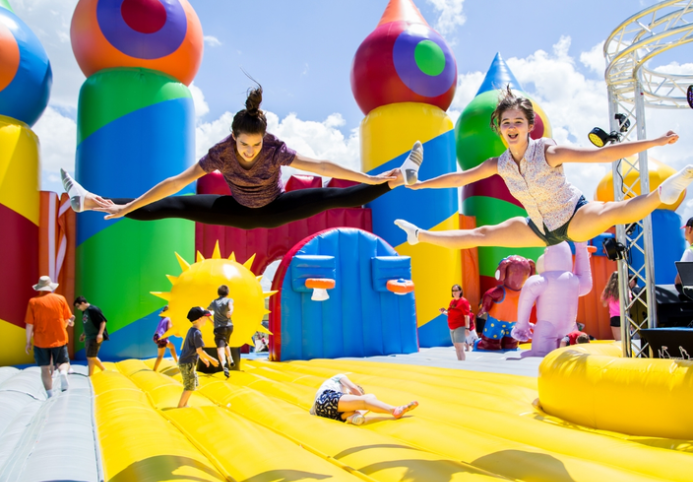 World's Biggest Bounce House Coming To Riverside County